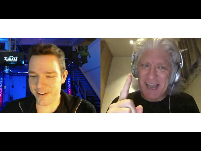 Ep 7: Bob Cooney's Virtual Reality Deep Dive - Hologate with Leif Arne Petersen