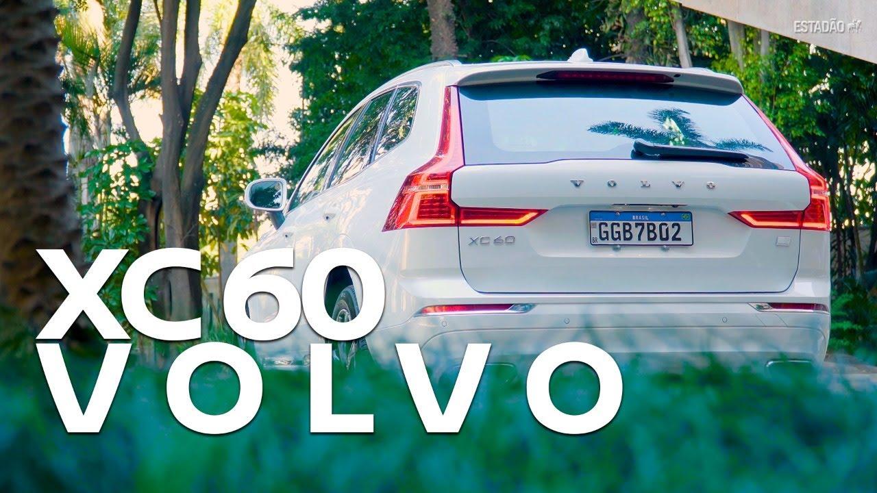 Teste: Volvo XC60 híbrido é o SUV médio de luxo mais vendido do Brasil