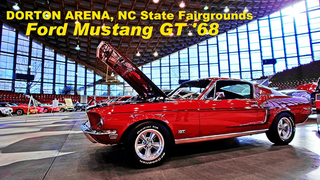 Classic Car Show Feb Th NC State Fairgrounds Dorton Arena - Car show raleigh nc fairgrounds
