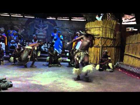Lesedi Cultural Village Dancing