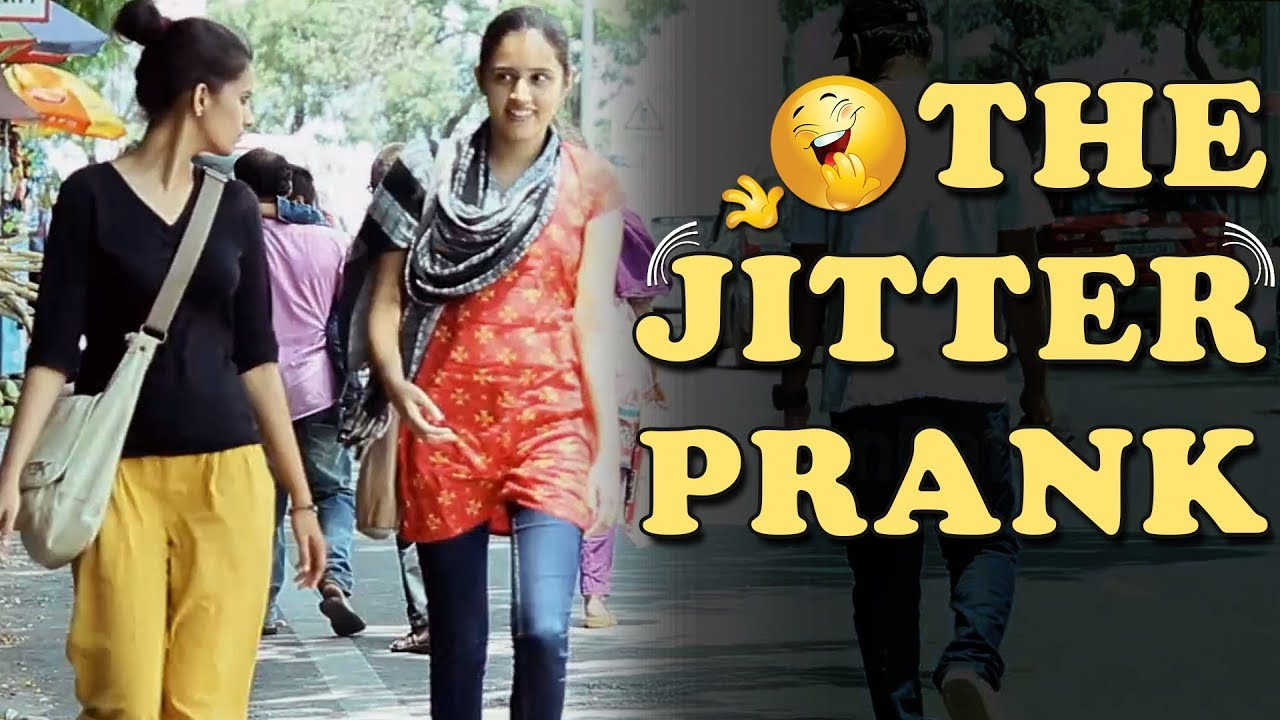 Jitter Prank In India | Pranks In Hyderabad 2017 | Inspired by RomanAtwood  | FunPataka