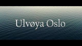Ulvøya-oslo/norway. Drone Video.