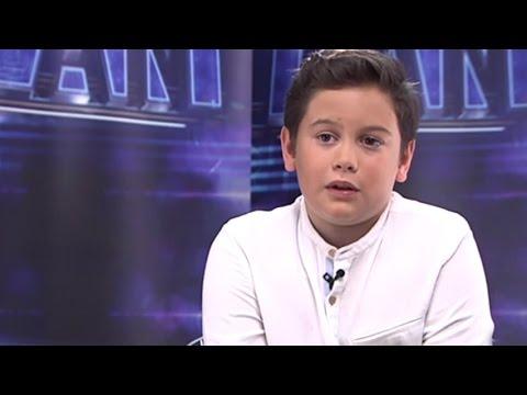 Fenómeno Fan   Nacho canta 'Y Ahora', de Manuel Carrasco