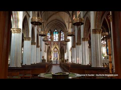 Cathedral of St Helena, Montana 2016