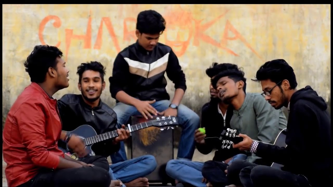 Oporadhi অপরাধী Arman Alif Cover By Charpoka Youtube