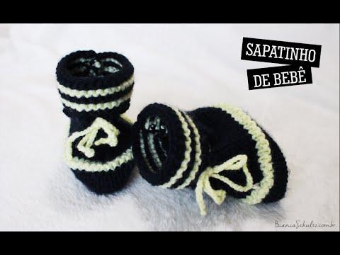 SAPATINHO DE BEBÊ  a56208018a5