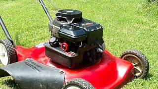 how to repair lawnmower with briggs stratton pulsa prime carburetor 1 2