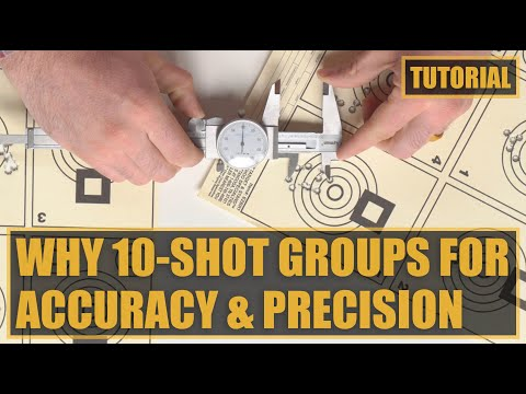 It's Okay If Your Rifle Isn't Sub-MOA: Why 10-Shot Groups