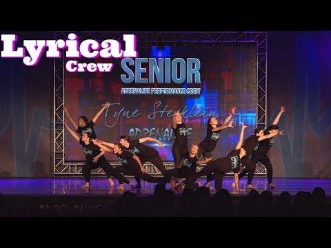 ADRENALINE AL CREW  Choreo by Tyne Stecklein