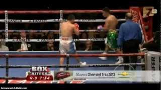 tyson marques vs brian viloria full fight highlights wbo flyweight world title 18 11 2012