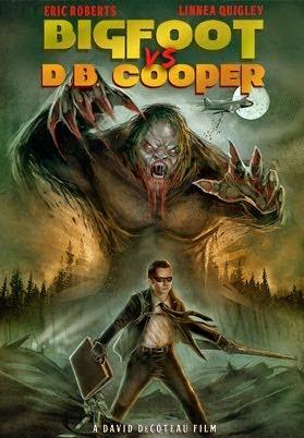 Poster do filme Bigfoot vs. D.B. Cooper