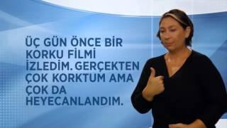Türk İşaret Dili - Ünite 6 - Boş Zaman ve Hobiler