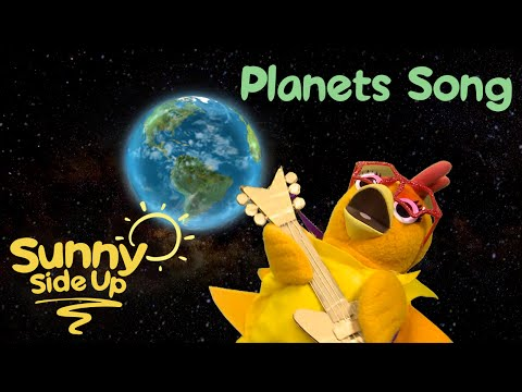 Sunny Side Up: Learn the Planets with Chica and Tim | Sprout