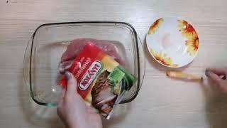 Как приготовить мясо в духовке/ БУЖЕНИНА / легко и вкусно /свинина в духовке
