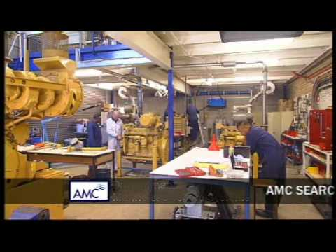 What is Marine Systems Engineering at AMC?