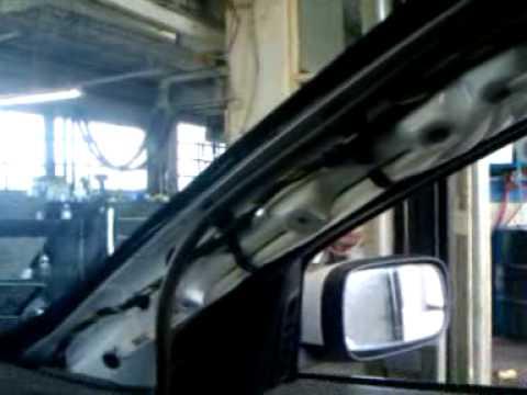 Volvo Of Lisle S40 Sunroof Drain Repair
