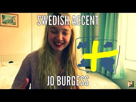 swedish accent female