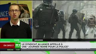 Ras-le-bol des forces de l'ordre : certains policiers «se sentent Gilet jaune»
