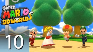 Super Mario 3D World - Episode 10: Dropping in Rhythm