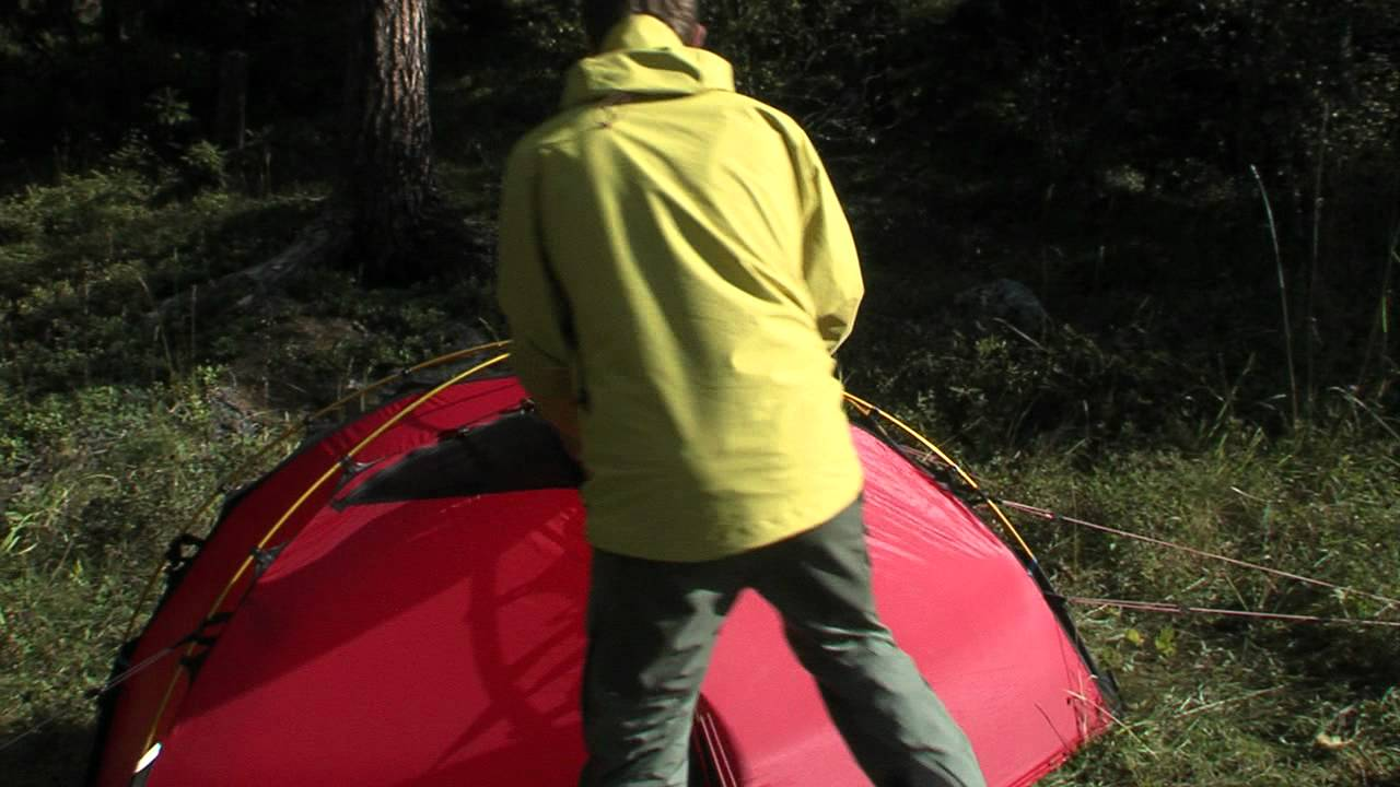 Hilleberg Soulo Tent | Includes Footprint Nordic Outdoor
