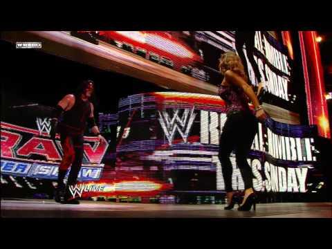 Raw - Zack Ryder vs. Kane