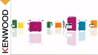 Kenwood Kmix 'boutique' Collection | Promotional Video