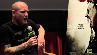 Exclusive Fear Clinic Interview with Corey Taylor