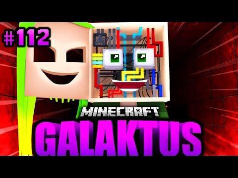 ALYSSA... WAR... 100% FAKE?! - Minecraft GALAKTUS #112 [Deutsch/HD]
