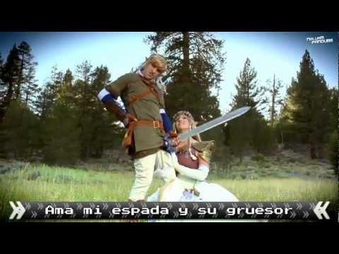 /ElSmosh/ Smosh The Legend of Zelda Rap (Español Latino)