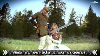 /ElSmosh/ Smosh The Legend of Zelda Rap (Español Latino)