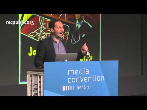 MEDIA CONVENTION Berlin 2015 - Friedemann Karig: Die Abschaffung der Wahrheit on YouTube