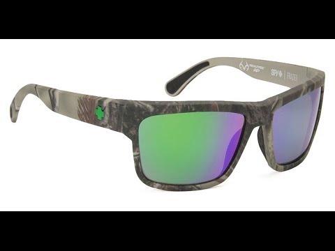 7d5ac90aedd SPY Frazier Realtree Sunglasses w Revolutionary Polarized Happy Lens ...