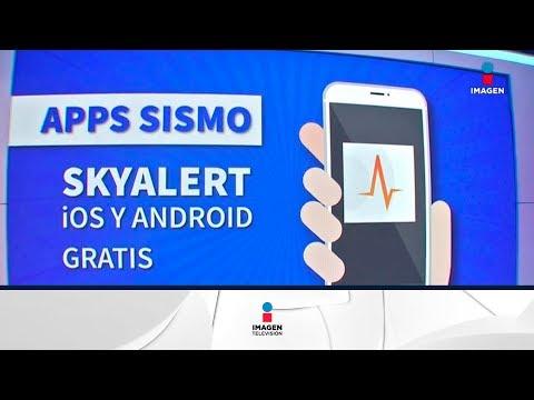 Aplicaciones para detectar sismos ¡No se te pase descargarlas! | Noticias con Yuriria Sierra