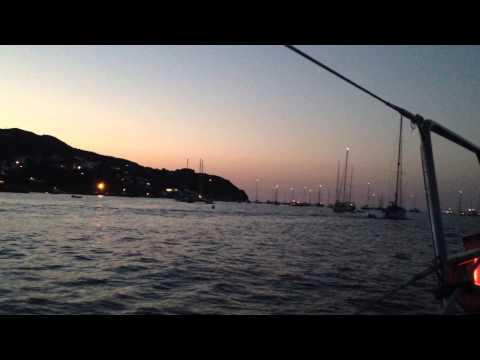 charter eolian Sicilian Sailling Tours