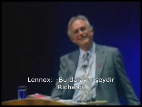 Dawkins'in cevapsız kaldığı an (Dawkins vs. Lennox)