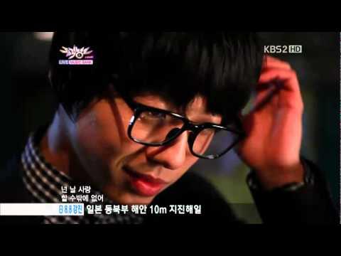 Song Ji Eun ft Bang Yong Gook - Going Crazy MV 2° Version [110311]