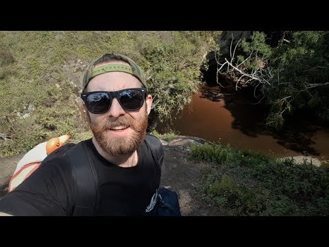 Exploring the Mau Mau Caves || KENYA DAY 6