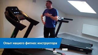 постер к видео Бег на беговой дорожке для похудения. Опыт нашего фитнес инструктора.