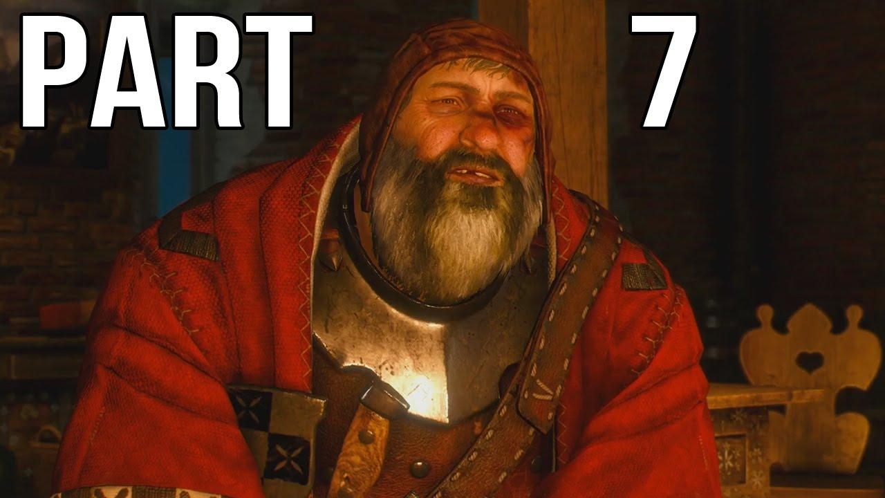 The Witcher 3 Walkthrough Part 7  Gameplay - Bloody Baron