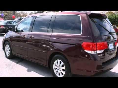 2008 Honda Odyssey Ex L W Backup Camera Youtube