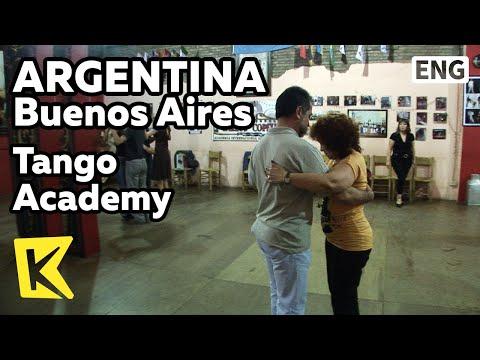 【K】Argentina Travel-Buenos Aires[아르헨티나 여행-부에노스아이레스]아바스토 거리, 탱고 교습소/Tango Academy/Dance/Abasto street