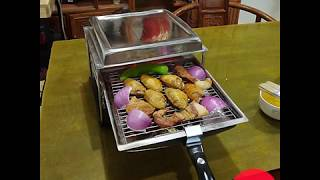 Electric Barbecue Oven for grilling (DS-41E)