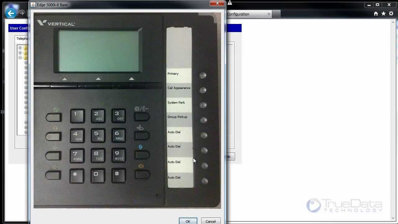true data vertical wave tutorial edge 700 and ip 5000i and phone