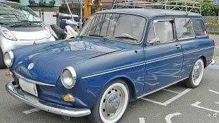 VolksWagen Type3 Variant '1969