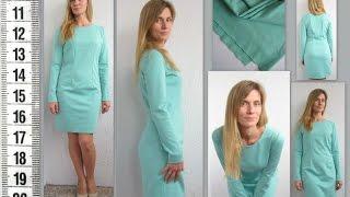 Я ШЬЮ: Платье-футляр