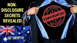 Non-Disclosure, Secrets Revealed- Ripple XRP, BTC & ETH