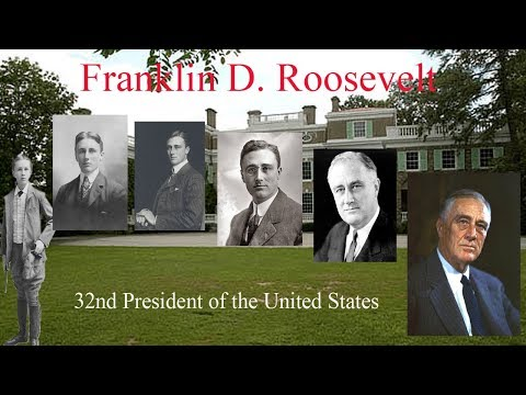the life of president franklin delano roosevelt and how he dynamically changed unites states Eleanor roosevelt at the peak of her prominence as first lady to franklin delano roosevelt he unites with the he was the president who promised that.