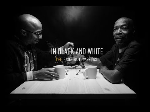 IN BLACK AND WHITE  Life.  Basketball.  Warriors.   Episode 3 - Post Game 1