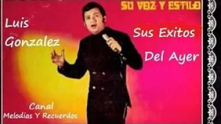 Luis Gonzalez -- Te Quiero Por Que Te Quiero