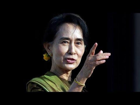 أونغ سان سو كي في لاهاي للدفاع عن ميانمار ضد اتهامات الإبادة الجماعية بحق مسلمي الروهينغا…  - نشر قبل 2 ساعة